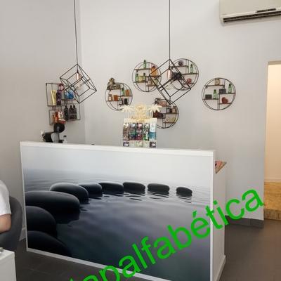 Remodelação de gabinete de estética