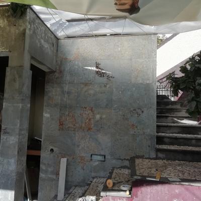 Reabilitação fachada