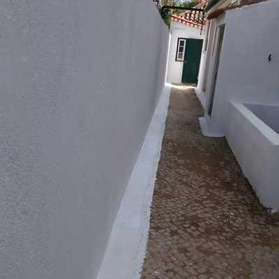 Muro em oeiras