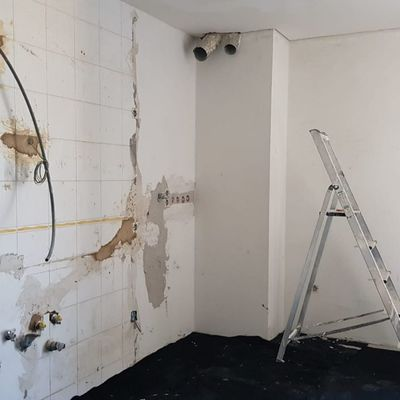 Remodelação de Cozinha (antes)