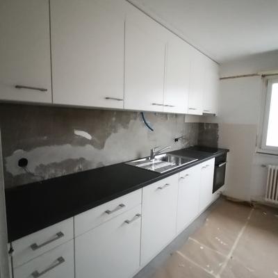 Montagem cozinha