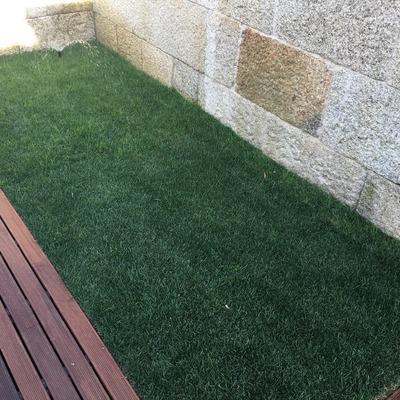 Construção e manutenção de jardim