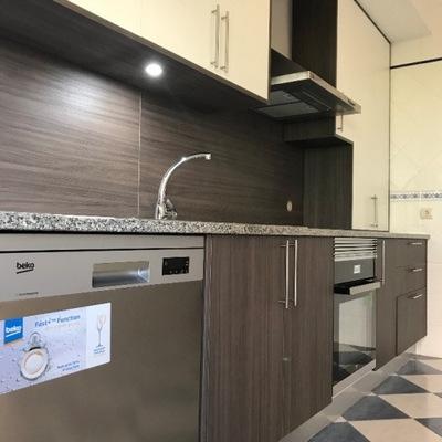 Instalação de móveis de cozinha