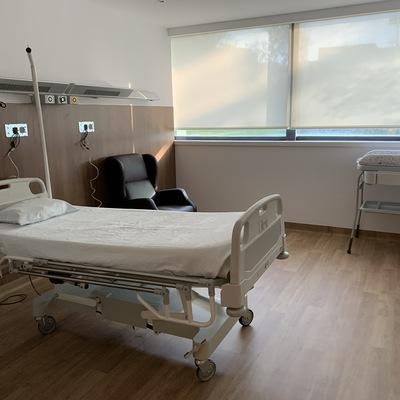 Remodelação de hospital