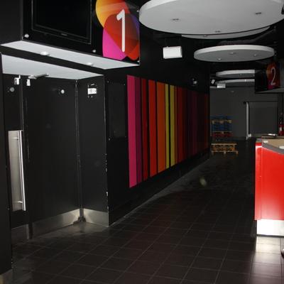 Renovação de cinemas