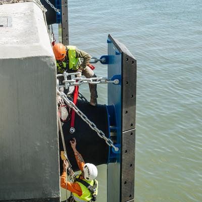 Instalações maritimas