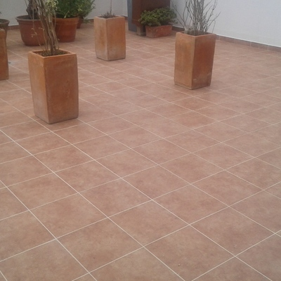 Impermeabilizaçao e aplicaçao de pavimento.