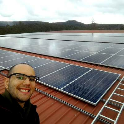 Projeto Fotovoltaico de 300 módulos