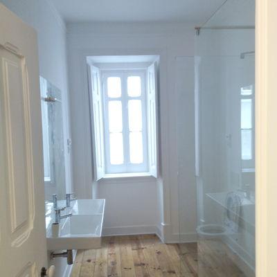 Reabilitação de Apartamento (Rua Domingos Sequeira, Lisboa) - I.S. 1 - 1