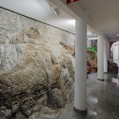Hotel Santos, Guarda - corredor