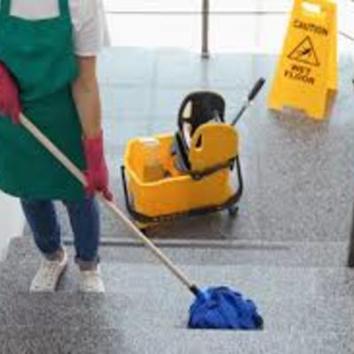 Limpeza de condomínios