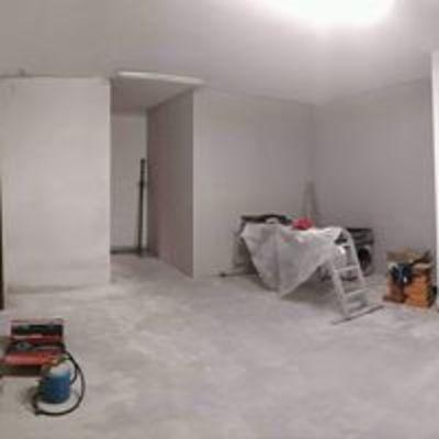 obras em curso