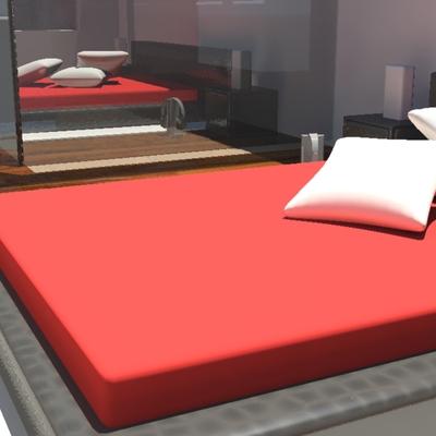 Projeto 3D de remodelação em larga escala apartamento em Almirante reis Lisboa.