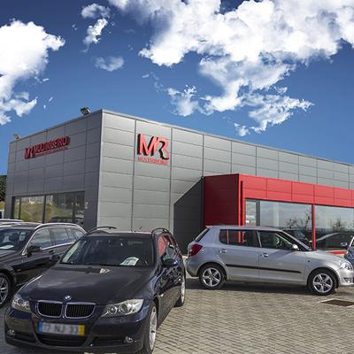 Projecto e obra Multiribeiro – Comércio Automóvel