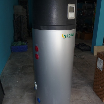 termoacumulador bomba de calor solius