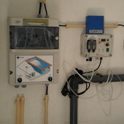 Regulação e doseamento automáticos