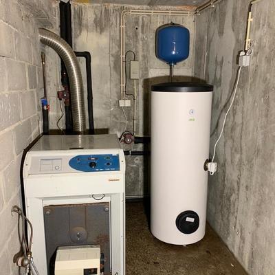 Depósito de Acumulação de águas Quentes Sanitárias