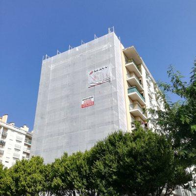 Reabilitação de Fachada de Edificio