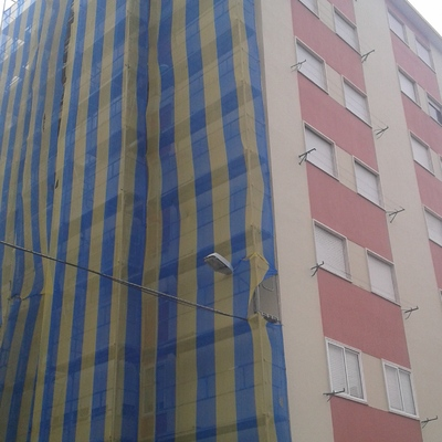 Pintura de edificio