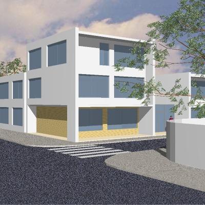 Projecto Habitacional 4 Duplex