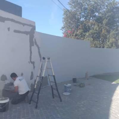 renovaçao de muros