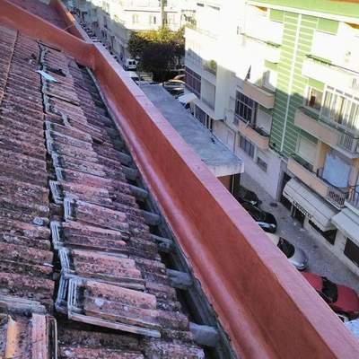 isolamentos de telhados
