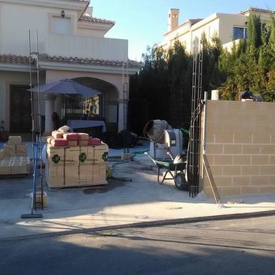 CONSTRUCAO DE GARAGEM 1 BONALDA/ ESPANHA