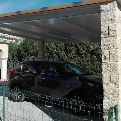 CONSTRUCAO DE GARAGEM 4 BONALDA/ ESPANHA