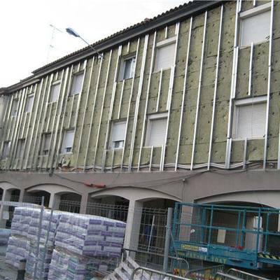 fachada ventilada 2 em PALENCIA / ESPANHA