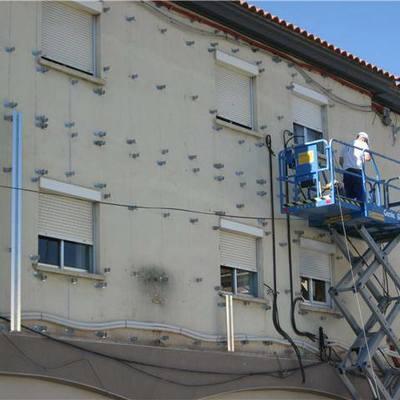 fachada ventilada 1 em PALENCIA / ESPANHA