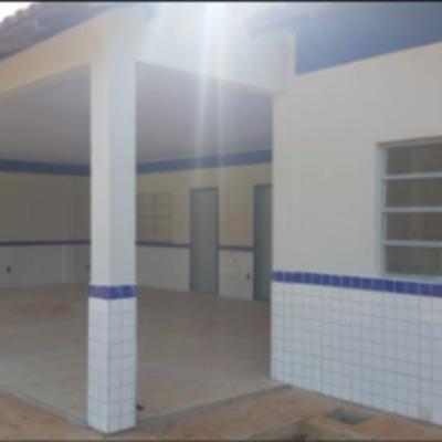 Remodelação escola