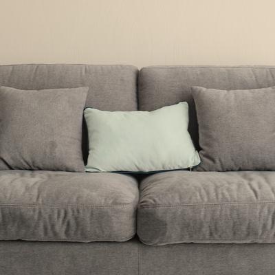 Sofá desenhado à medida