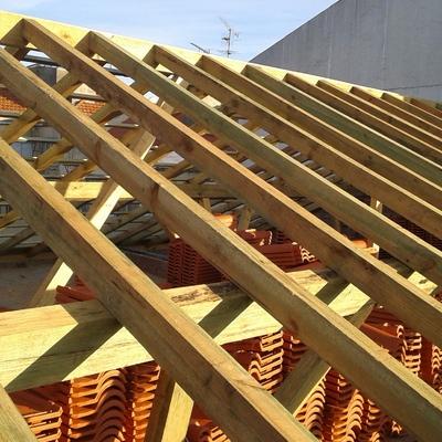 Substituiçao de telhado.