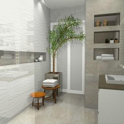 Projeto decoração, distribuição do espaço e desenvolvimento
