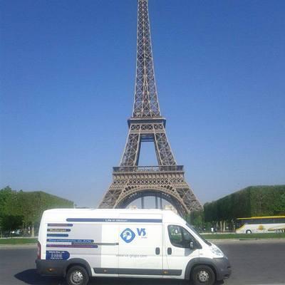 VS em Paris