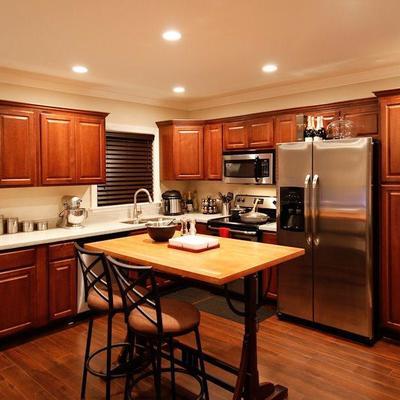 Pintura interna - cozinha