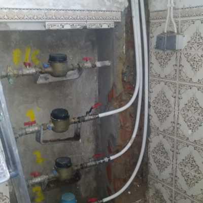 Fornecimento de canalização
