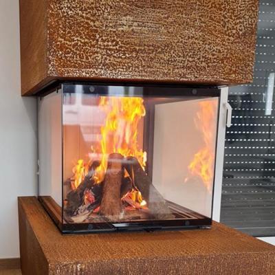 Recuperador de calor a lenha - RIII