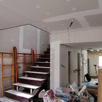 Remodelação de casa