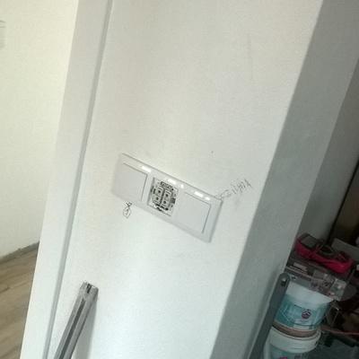 Instalação elétrica de  Interruptores