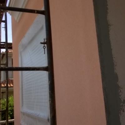 remodelação de casa àrea externa