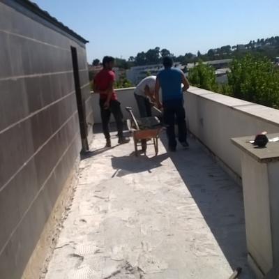 remodelação de varanda