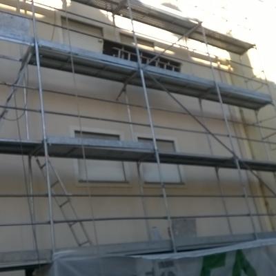 Remodelação exterior