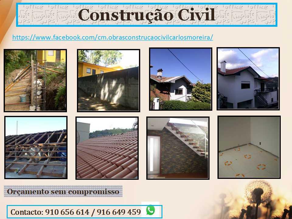 Construção Civil Carlos Moreira