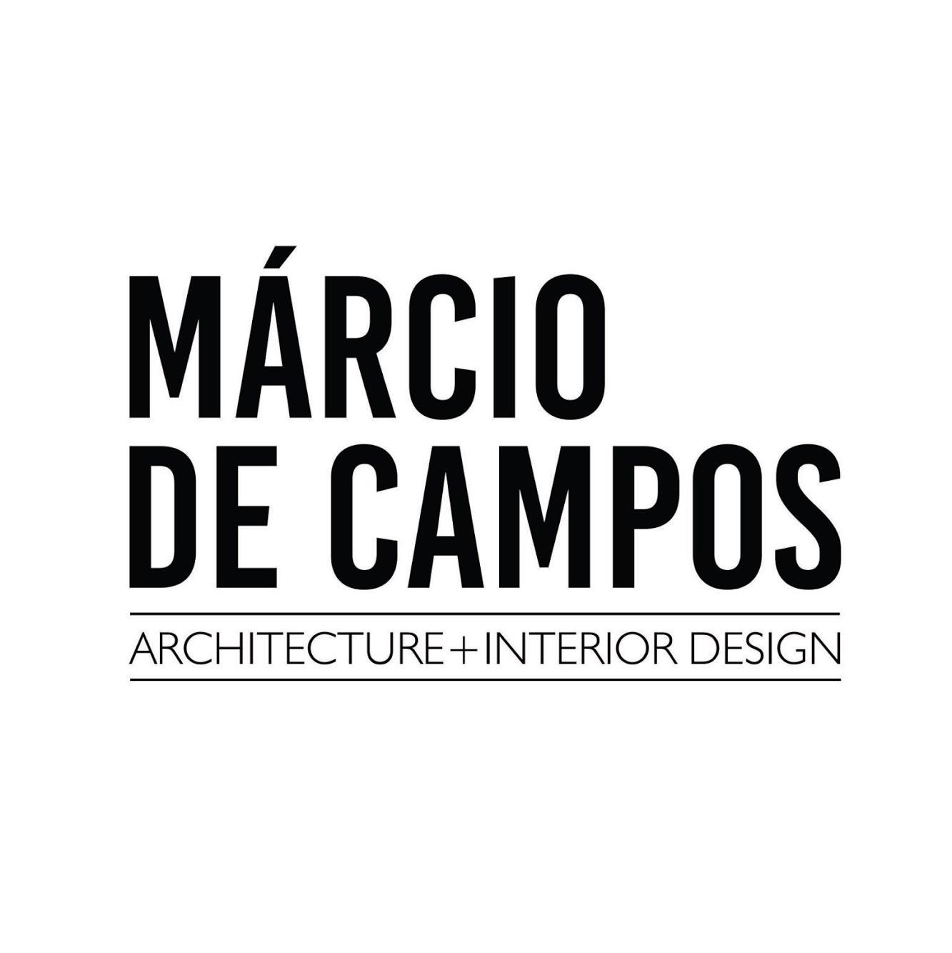 Márcio De Campos - Arquitectura E Design De Interiores