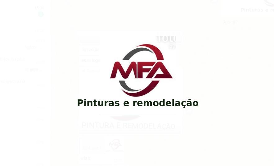 M.F.A Pinturas e Remodelaçao