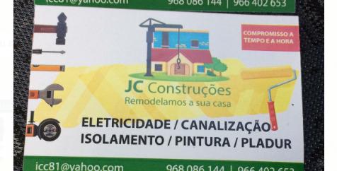 JC construção