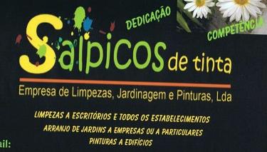 Salpicos de tinta