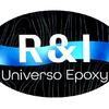 R&i, Universo Epoxy, Trabalhos Em Madeira E Resina