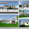 Construção de moradia unifamiliar de 2 pisos mais cave